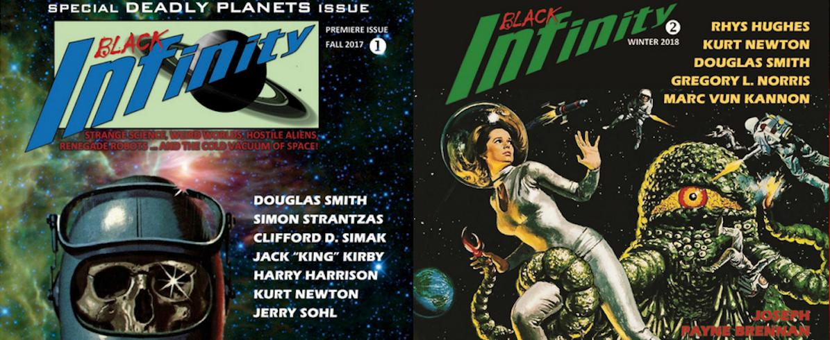 Black Infinity Magazine